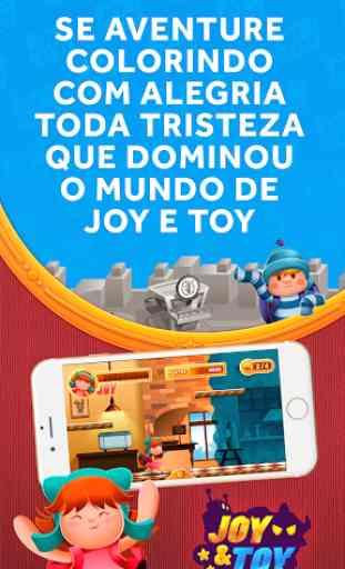 Joy e Toy - As aventuras de Poliana 2