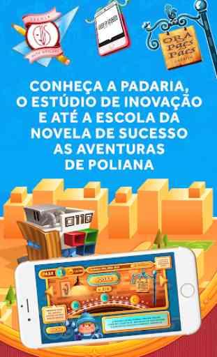 Joy e Toy - As aventuras de Poliana 3