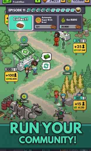 Bud Farm: Idle Tycoon 1