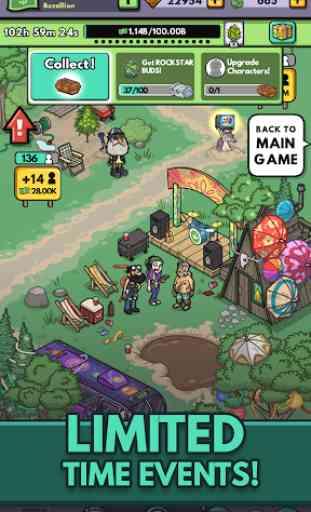 Bud Farm: Idle Tycoon 3