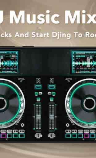 DJ Music Mixer 2