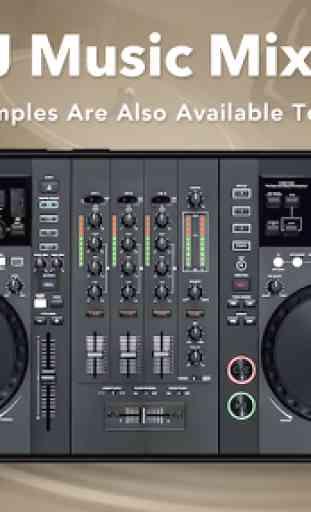 DJ Music Mixer 3