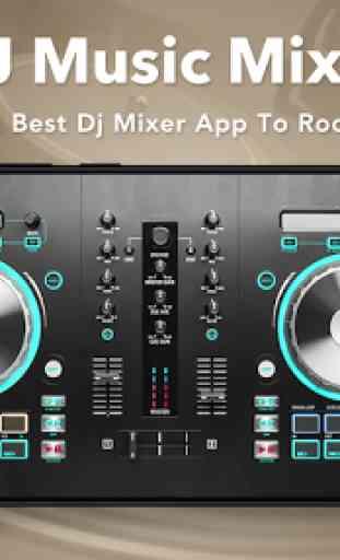 DJ Music Mixer 4