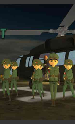 Enemy Gates Stealth War 4
