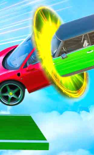 Impossível GT Car Transformation Racing Stunts 1