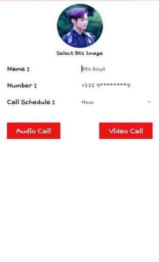 jungkook : Bts Fake call you 1