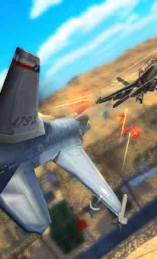 VR Céu Ar Batalha - Papelão Jogos de VR Combate 2