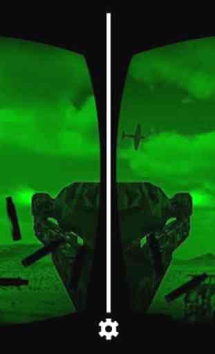 VR Céu Ar Batalha - Papelão Jogos de VR Combate 3