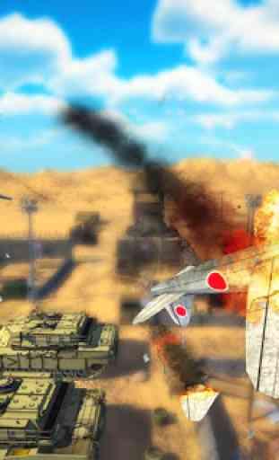 VR Céu Ar Batalha - Papelão Jogos de VR Combate 4