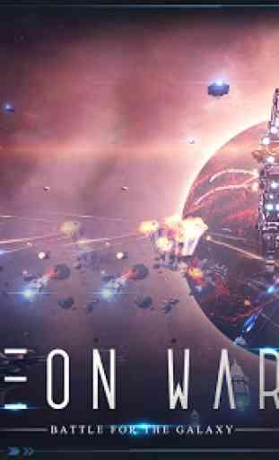 Aeon Wars: Galactic Conquest 1