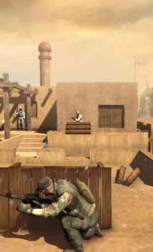 Call Of Cover Shooter: Ataque de Sniper Exército 2