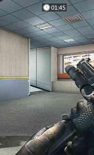 Frontline Counter Terrorist Shoot Mission 2