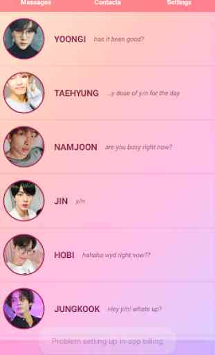 Love, BTS! (simulator) 1