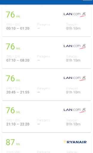 Passagens aéreas baratas - voos baratos - viagens 1