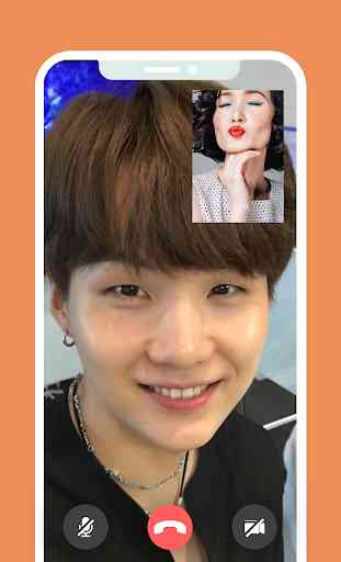 BTS fake messenger - BTS fake video call 3
