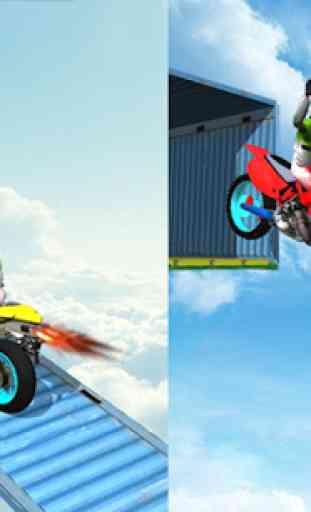 Bike Stunt 2020 - Free Motorcycle Games 1