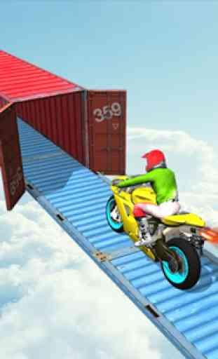 Bike Stunt 2020 - Free Motorcycle Games 2