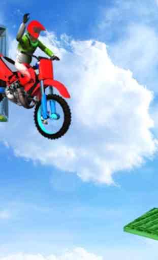 Bike Stunt 2020 - Free Motorcycle Games 4
