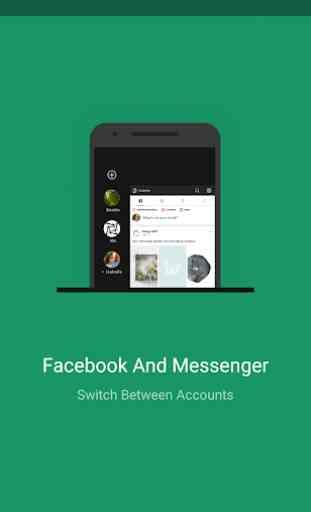 Alternative For Facebook 1