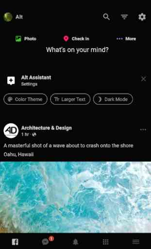 Alternative For Facebook 4