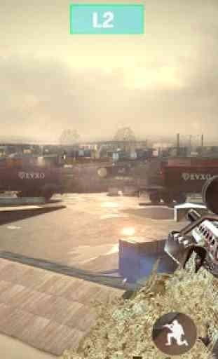 Counter Terrorist SWAT Shoot 1