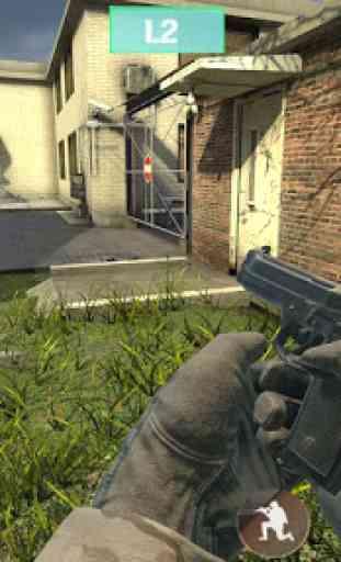 Counter Terrorist SWAT Shoot 2