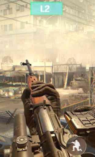 Counter Terrorist SWAT Shoot 3