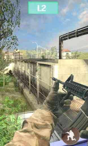 Counter Terrorist SWAT Shoot 4