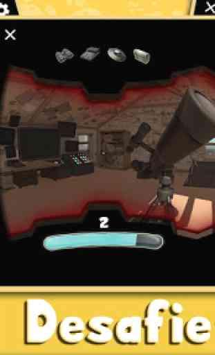 Oddbods Hot & Cold Hidden Object VR Game 2
