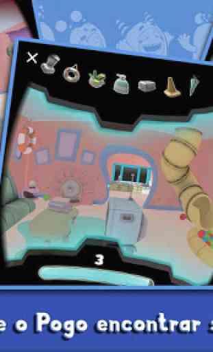 Oddbods Hot & Cold Hidden Object VR Game 3