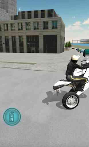 Police Motorbike Driving Simulator 1