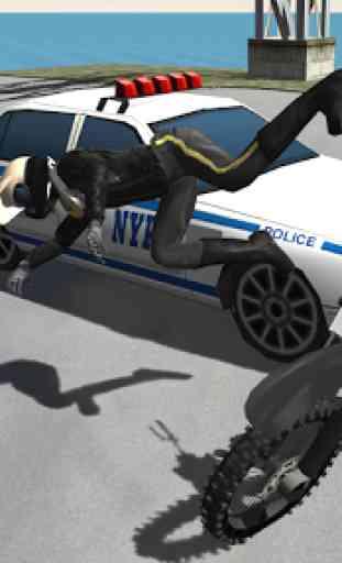 Police Motorbike Driving Simulator 2