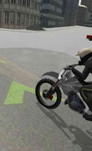 Police Motorbike Driving Simulator 3