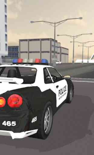 Police Car Driving 3D 1
