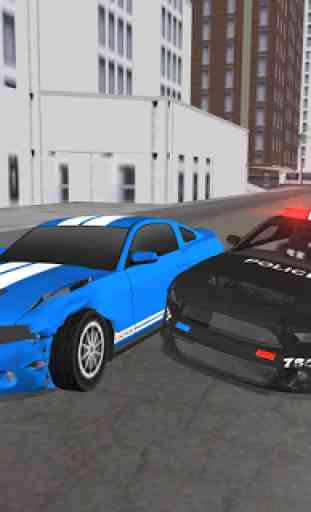 Police Car Driving 3D 4