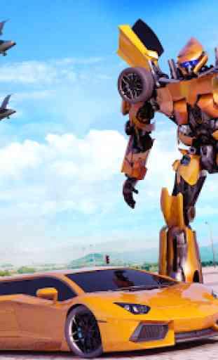 Real Limo Robot Transformation 2019 1