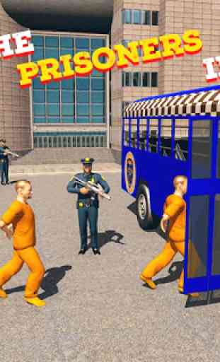 cidade polícia simulador de autocarro 2019 2