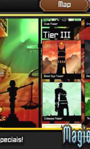 Magic Master - tower defense 3