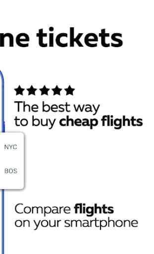 SmartFare: Compare passagens aéreas 2