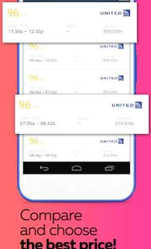 SmartFare: Compare passagens aéreas 3