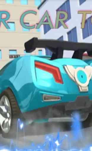 Super Car Tobot Evolution 1