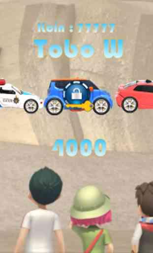 Super Car Tobot Evolution 2