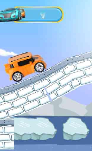 Super Car Tobot Evolution 4