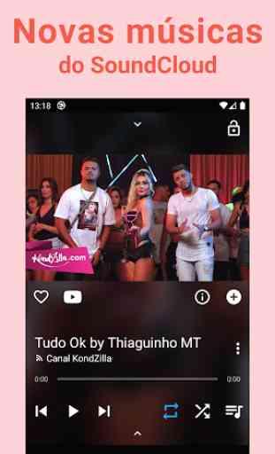 Baixar músicas grátis; YouTube Músicas Player; MP3 3
