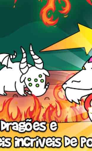 Doodle Dragons - Guerreiros Dragões 3
