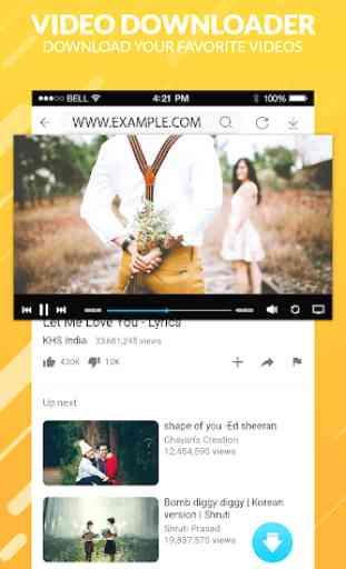 mp4 video downloader - free video downloader 1