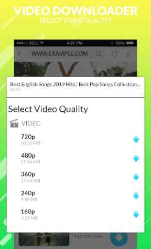 mp4 video downloader - free video downloader 2