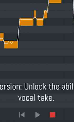 Nail the Pitch - Vocal Pitch Monitor 2