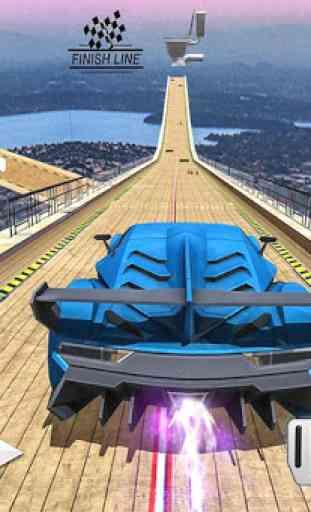 Rampa jogos carro dublês: Jogos dublês Impossible 2