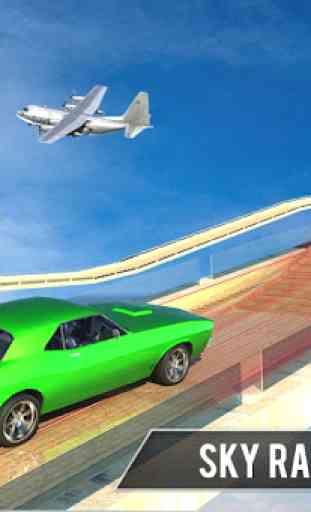 Rampa jogos carro dublês: Jogos dublês Impossible 3